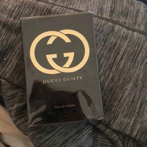 Brand new Gucci guilty eau de toilette
